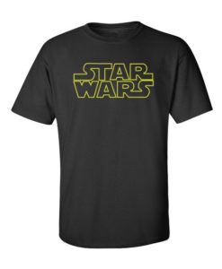 starwars black tshirt