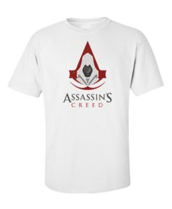Assassins Creed Mens T-Shirt White