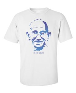 """Be the Change"" T-Shirt White"