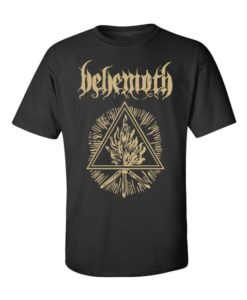Behemoth Music T-Shirts Black