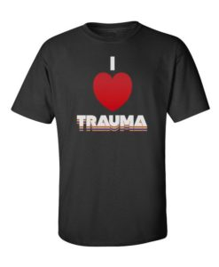 Doctor Love Trauma Black