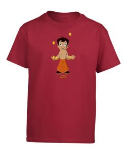 Chhota Bheem Laddoo Kids Red