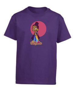 Sally Bollywood Saree Purple