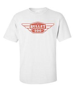 Enfield Bullet Logo White