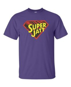 Punjabi Super Jatt Purple