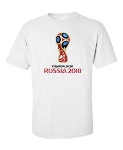 Football FIFA 2018 White