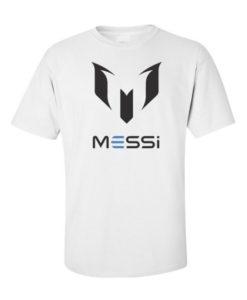 Football Messi White