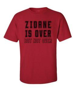 Football Zidane Cherry Red