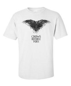 GOT Crows White
