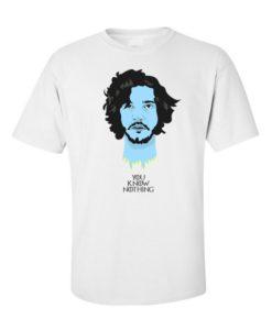 GOT Jon Snow White