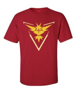 Pokemon Go Team Mystic Cherry Red