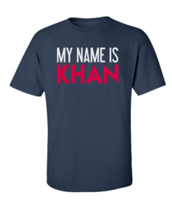 Khan Navy Blue