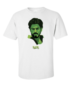 Raees Poly White
