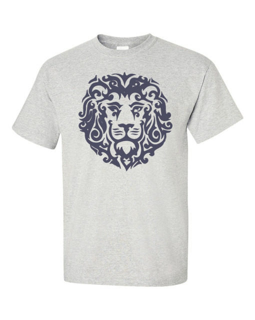 Traditional Lion Gray