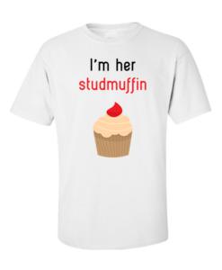 stud muffin white