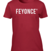 Feyonce Red W