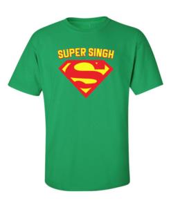 super singh green