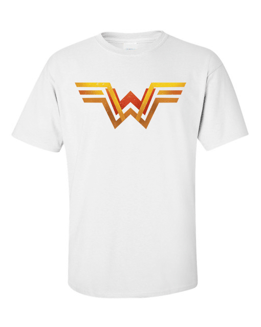 wonder woman white
