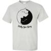 yin yang gray