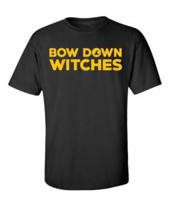 bow down black