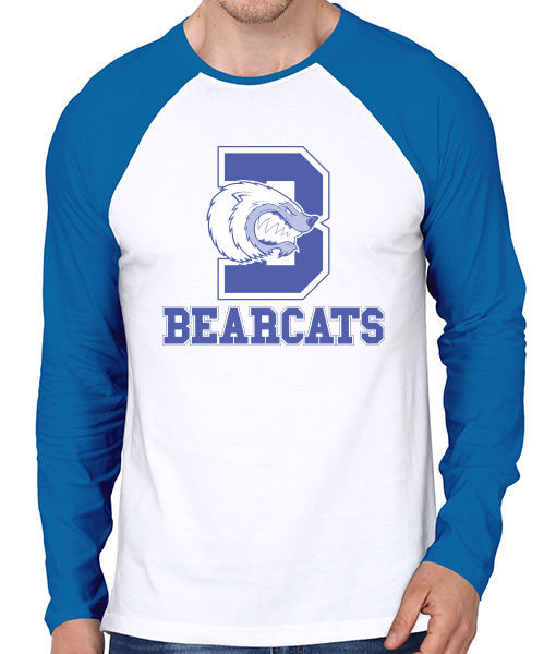 raglan bear cats mascot