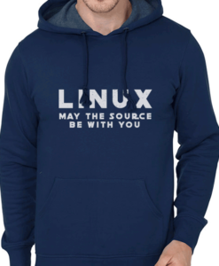 linux source navy blue