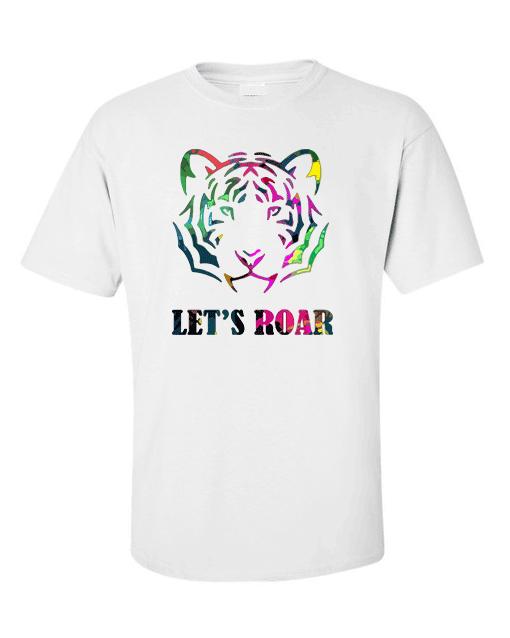 lets roar white