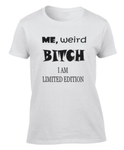 limited edition white