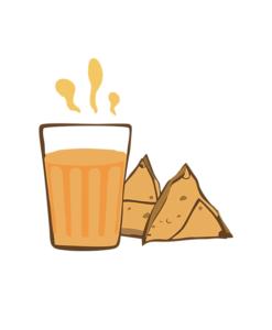 chai samosa product