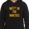 made in nineties black