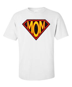 super mom white