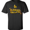 alcohol later black