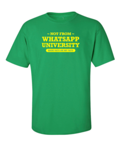 not whatsapp green