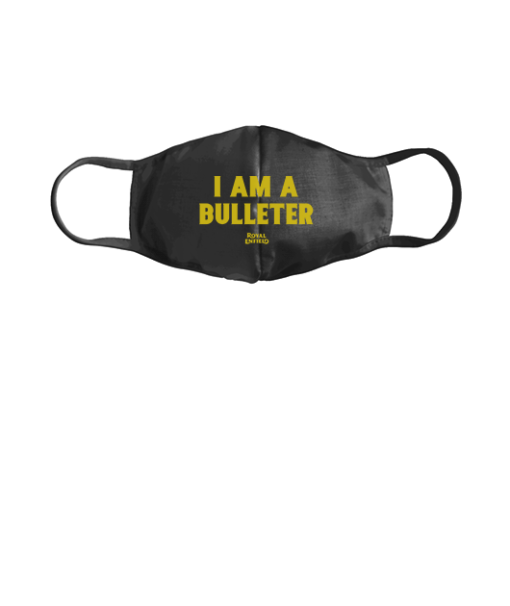 bulleter black mask
